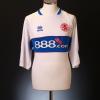 2006-07 Middlesbrough Away Shirt Woodgate #8 XXXL