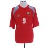 2006-07 Myanmar Home Shirt Y. Paing #9 *Mint* XL
