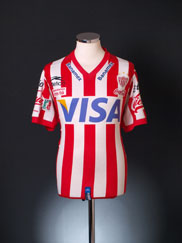 2006-07 Necaxa Home Shirt L