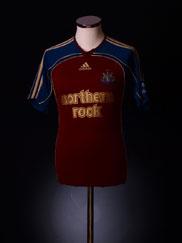 2006-07 Newcastle Away Shirt L