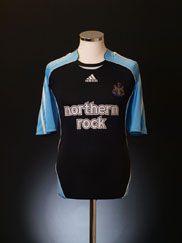 2006-07 Newcastle Third Shirt M