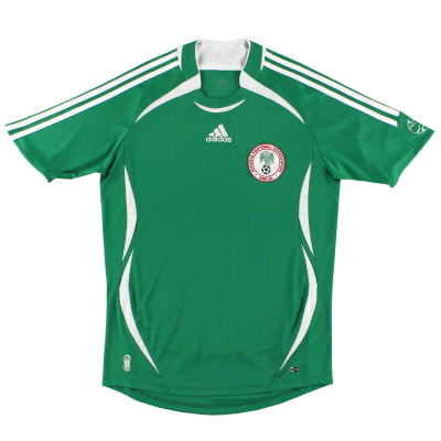 2006-07 Nigeria Home Shirt S