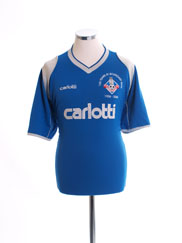 2006-07 Oldham '100 Years at Boundary Park' Home Shirt L
