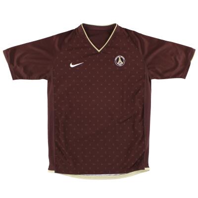 2006-07 Paris Saint-Germain Nike Away Shirt XXL