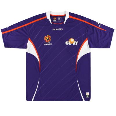 2006-07 Perth Glory Reebok Home Shirt XL