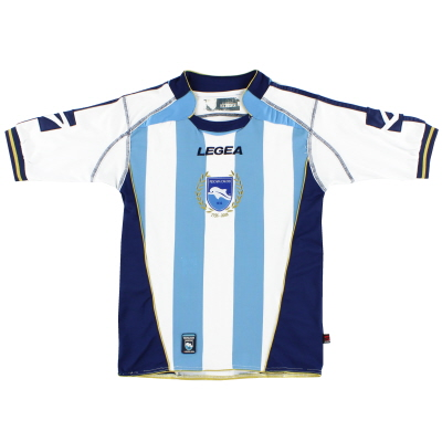 2006-07 Pescara '70 Years' Home Shirt S