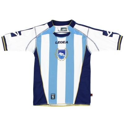 2006-07 Pescara '70 Years' Home Shirt S