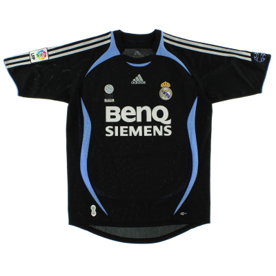 2006-07 Real Madrid Goalkeeper Shirt M