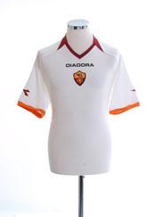 2006-07 Roma Away Shirt L