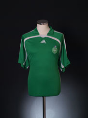 2006-07 Saint-Etienne Home Shirt XL