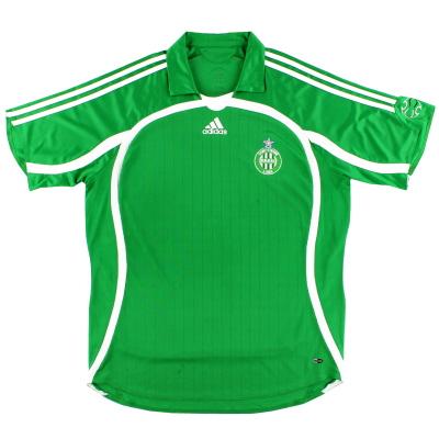 2006-07 Saint Etienne Home Shirt L