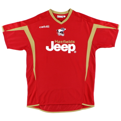 Retro Scunthorpe United Shirt