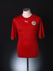 2006-07 Senegal Away Shirt M