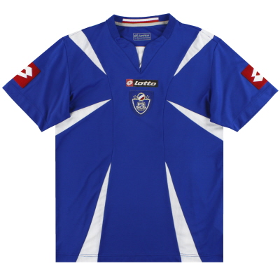 2006-07 Serbia & Montenegro Lotto Home Shirt M