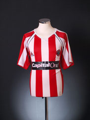 2006-07 Sheffield United Home Shirt S