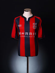 2006-07 Shrewsbury Away Shirt XL