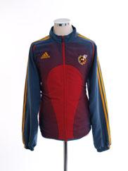 2006-07 Spain adidas Track Jacket L