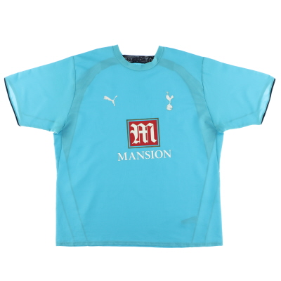 2006-07 Tottenham Away Shirt XXXL