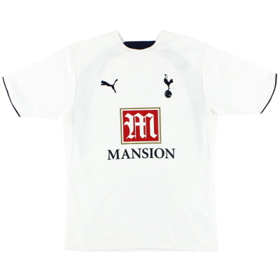 2006-07 Tottenham Home Shirt S