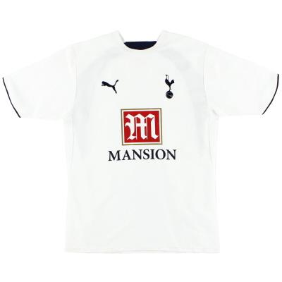 2006-07 Tottenham Hotspur Home Shirt