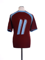 2006-07 Trabzonspor Third Shirt #11 L