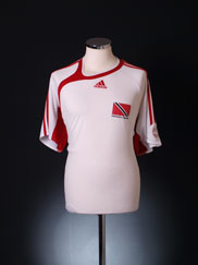2006-07 Trinidad & Tobago Training Shirt *BNWT* L