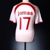 2006-07 Tunisia Home Shirt Jomaa #17 M