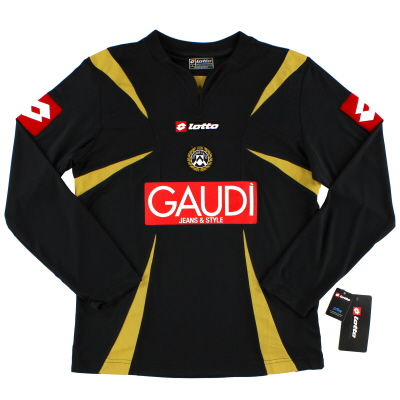 2006-07 Udinese Away Shirt *BNIB* L/S  XL