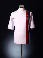 2006-07 USA Home Shirt S