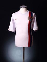 2006-07 USA Home Shirt S