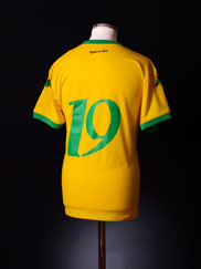 2006-07 Wales Away Shirt #19 *As New* XXL
