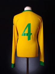 2006-07 Wales Away Shirt #4 *As New* L/S XL