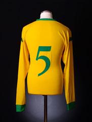 2006-07 Wales Away Shirt #5 *BNWT* XXL