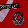 2006-07 Wales Home Shirt *BNWT* L/S XXL