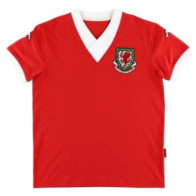 2006-07 Wales Home Shirt XL