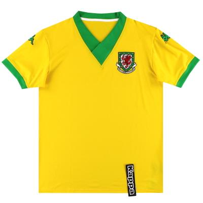2006-07 Wales Kappa Away Shirt *w/tags* XXL