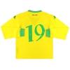 2006-07 Wales Kappa Player Issue Away Shirt #19 *w/tags* XXL