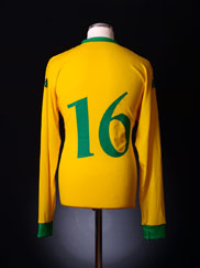 2006-07 Wales Player Spec Away Shirt + Shorts #16 *BNWT* XL