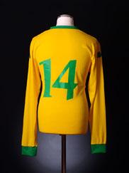 2006-07 Wales Player Spec Away Shirt + Shorts #14 *BNWT* XXL