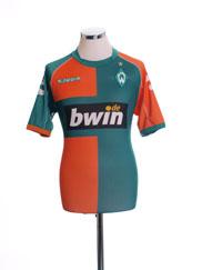 2006-07 Werder Bremen Away Shirt XL
