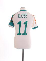 2006-07 Werder Bremen Home Shirt Klose #11 S