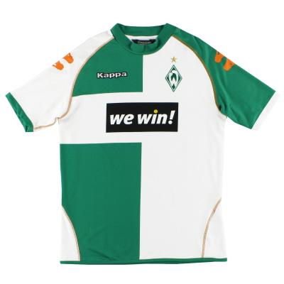 2006-07 Werder Bremen Home Shirt XXL