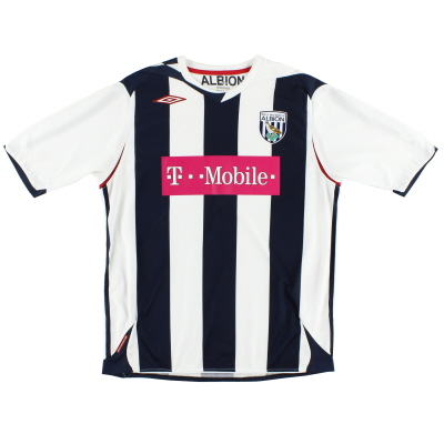 2006-07 West Brom Home Shirt L