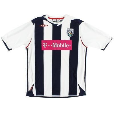 2006-07 West Brom Umbro Home Shirt L
