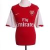 2006-08 Arsenal Home Shirt Fabregas #4 M