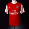 2006-08 Arsenal Home Shirt V Persie #11 M