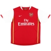 2006-08 Arsenal Home Shirt v.Persie #11 L