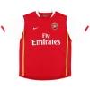 2006-08 Arsenal Nike Home Shirt Henry #14 L