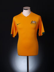 2006-08 Australia Home Shirt *BNWT* XL