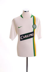 2006-08 Celtic European Shirt L